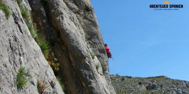 5 Top Gründe für das Klettern in Spanien