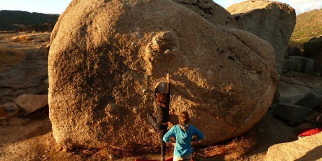 Draußen Bouldern - so geht`s!