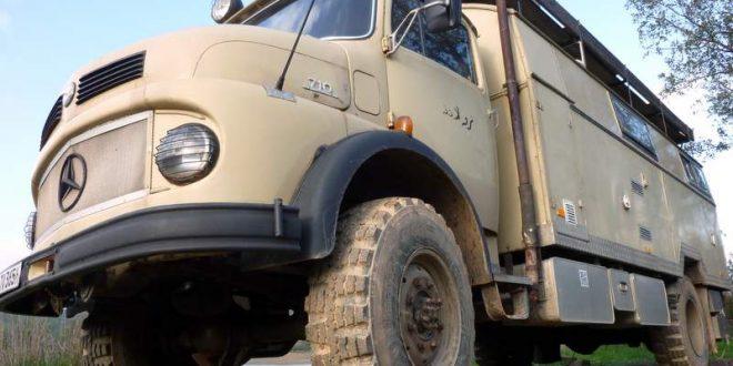 Leben on the road, Serie Teil 6: Keine Eile