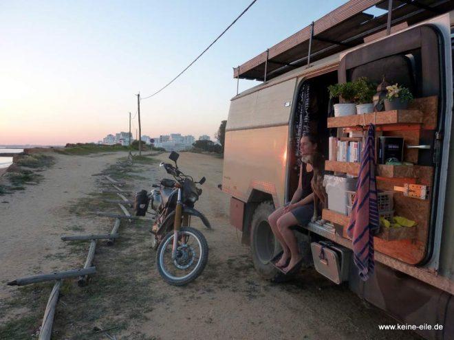 Leben auf Rädern