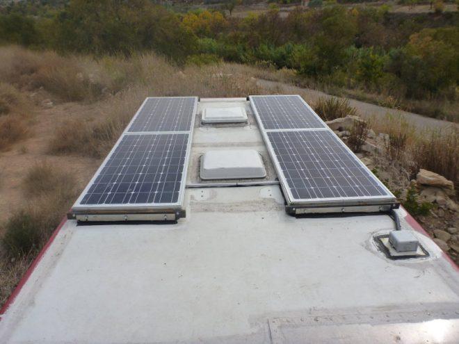 Volle Solarkraft voraus