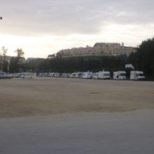 Kostenfreie Stellplätze in Spanien