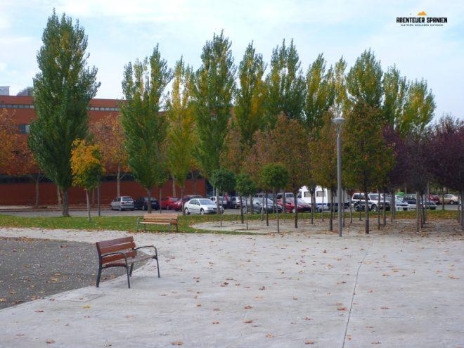 Parkplatz Teruel