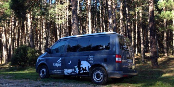 Einen VW Bus in Spanien mieten