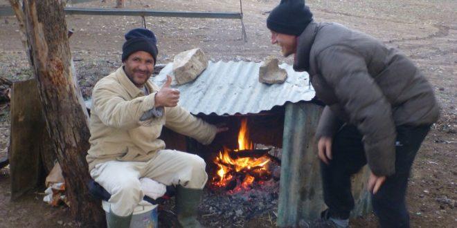 Besondere Begegnungen: Ali aus der Sahara