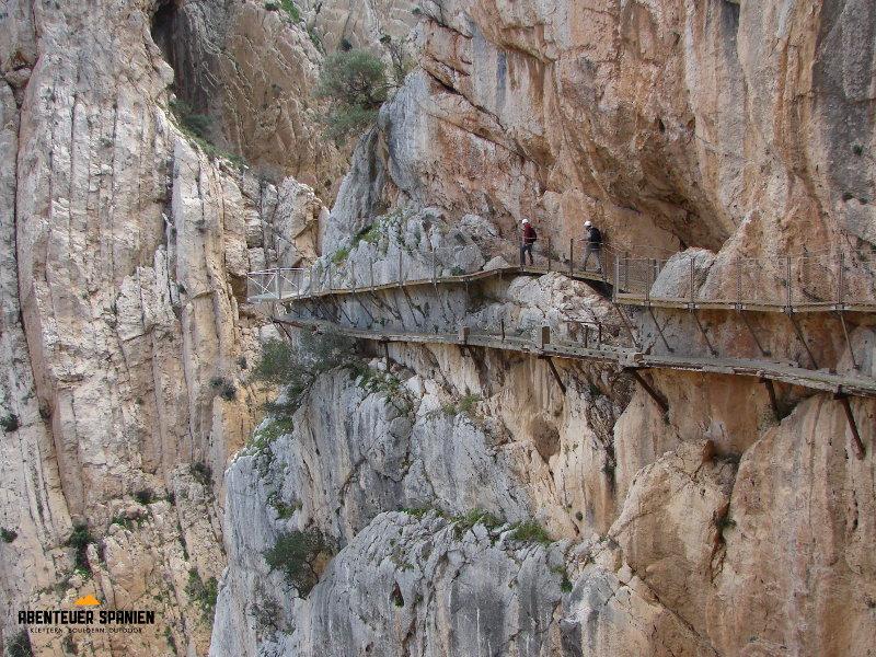 Klettersteig Caminito Del Rey : Der caminito del rey: top oder flop? abenteuer unterwegs