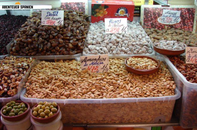 Ein Besuch der Markthalle in Málaga