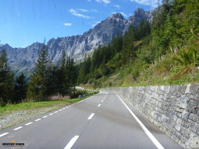 Mautfrei durch die Schweiz
