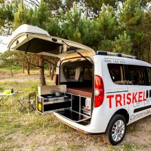 Einen Campingbus mieten in Galizien