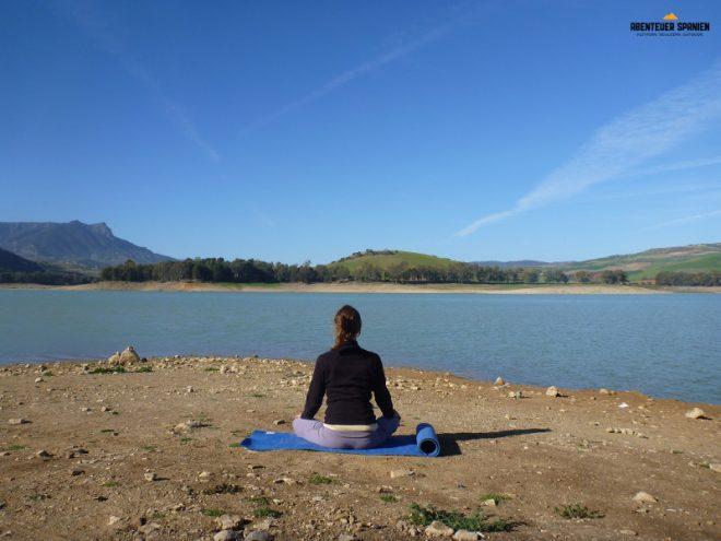 Meditieren tut mir gut