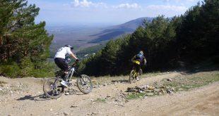 Ein Bikepark in Spanien: La Pinilla