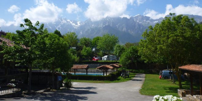 Campingplatz-Check: La Viorna in Kantabrien