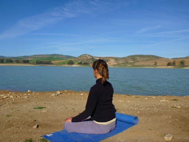 Beim Meditieren lerne ich mich besser kennen