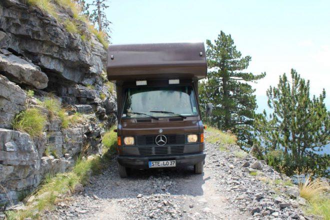 Mercedes 407 neu