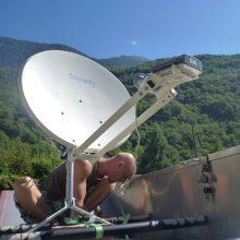 Internet über Satellit: Unsere Tipps und Erfahrungen