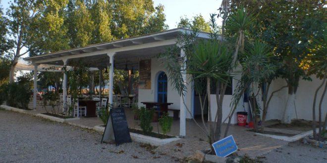 Camping auf Peloponnes: Camping Mani Beach