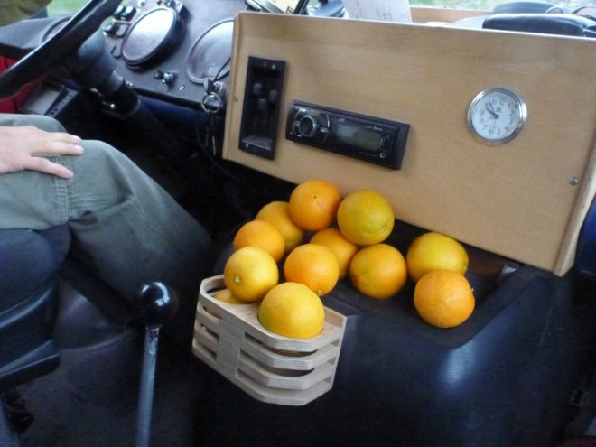 Orangen - Nima Ashoff