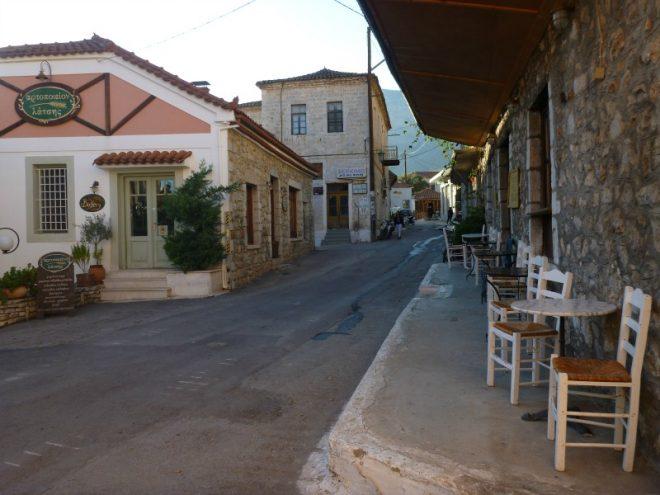 Im kleinen Ort Leonidio gibt es drei Apotheken