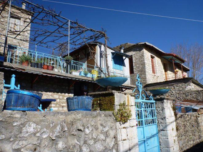 Haus in Kalarites