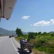 Mit dem Wohnmobil durch Süd- und Ostalbanien