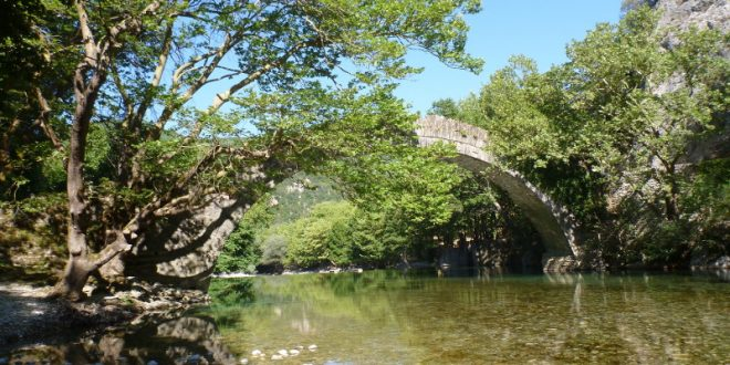 Wandern und Rafting im Epirus